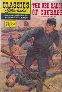 The Red Badge of Courage (Classics Illustrated #98)