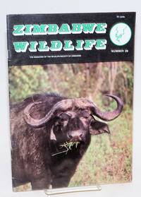 image of Zimbabwe wildlife; incorporating Bushbeat (Junior Zimbabwe Wildlife) number 28, October, 1981