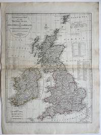 A Compleat Map of the British Islands or Great Britain and Ireland; with their Respective Roads and Divisions