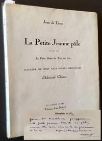 La Petite Jeanne Pale (Suivi de La Petite Sirene du Pont des Arts)