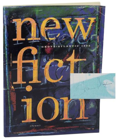 New York: Grove Atlantic, 1995. First edition. Large softcover. Features an excerpt from Sherman Ale...