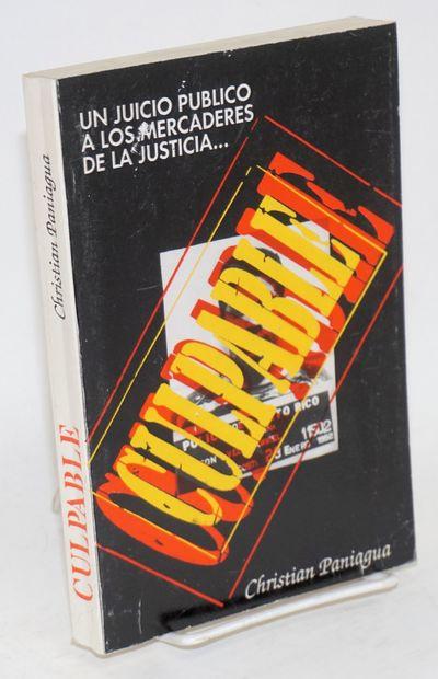 Santo Domingo, República Dominicana: Editora Taller, 1994. Paperback. 256p., text in Spanish, good ...