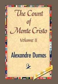 The Count of Monte Cristo Vol II by Alexandre Dumas - Hardcover - 2007-08-16 - from Books Express (SKU: 142184687Xn)
