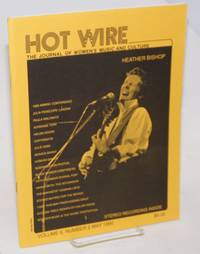 Hot Wire: the journal of women's music and culture; vol. 6, #2, May 1990