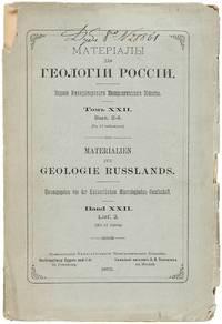 Geologicheskiia nabliudeniia v Kaslinskoi dache Kyzhtymskago okruga, v oblasti reki B. Mauk i eia...