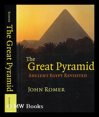 the great pyramid ancient egypt revisited pdf