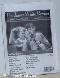 image of The James White Review: a gay men's literary quarterly; vol. 14, #1, Whole issue #51, Winter 1997; Photographs