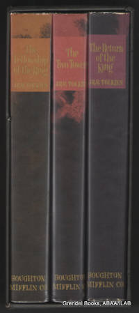 image of Lord of the Rings (three volume boxed set).