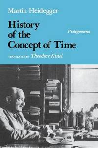 image of History of the Concept of Time: Prolegomena