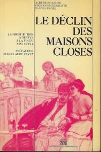 LE DECLIN DES MAISONS CLOSES