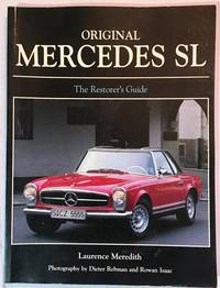 image of Original Mercedes SL (Original Series)