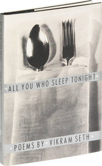image of All You Who Sleep Tonight: Poems [Review Copy, Signed]