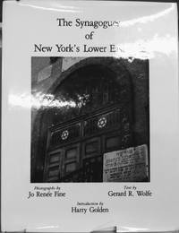 image of The Synagogues of New York's Lower East Side