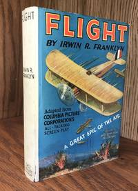 FLIGHT (1929 Photoplay Inscribed By Director Frank Capra, the Author, Plus Actor)