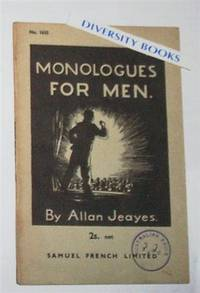 MONOLOGUES FOR MEN