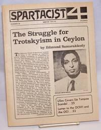 image of Spartacist. Number 22, Winter 1973-74
