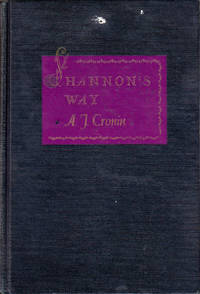 Shannon's Way by A. J. Cronin - First edition - 1948 - from 3 R's Books and Antiques (SKU: R244)