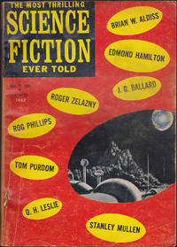 The Most Thrilling Science Fiction, Number 7, Winter 1967