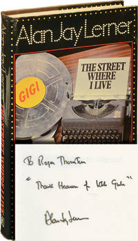 The Street Where I Live (Signed First Edition)