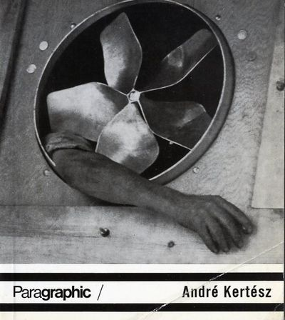 NY: Paragraphic Books, 1966. First edition. Kertesz, Andre. 12mo., 26 pp. plus 66 full-page b&w phot...