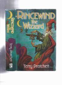 Rincewind the Wizzard ( Wizard ) Comprising the Colour of Magic ( Color ); The Light Fantastic;...