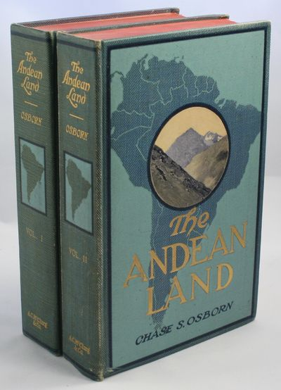 Chicago: A.C. McClurg, 1909. First Edition. Hardcover. Very good. Two volumes (pp. 312; 331) bound i...