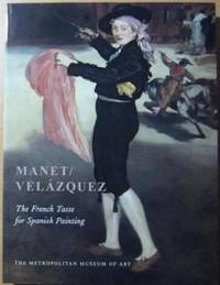 image of Manet / Velázquez: The French Taste for Spanish Painting