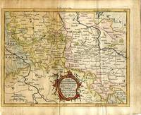 A MAP OF THE COUNTRIES FROM DRESDEN TO BRESLAW WITH THE ROUTS OF THE PRUSSIAN AND AUSTRIAN ARMIES BEFORE AND AFTER THE LATE BATTLE NEAR LIGNITZ AUG 15th. 1760