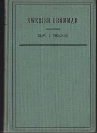 A Brief Swedish Grammar