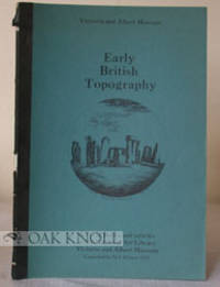 BIBLIOGRAPHY OF PRE-19TH CENTURY TOPOGRAPHICAL WORKS INCLUDING FACSIMILE EDITIONS.|A