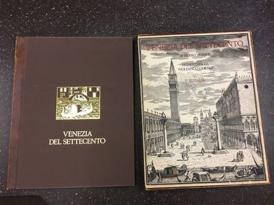 Roma: Editalia, 1971. Hardcover. Folio, , 24 plates; VG; 24 plates and 8 pages housed in a VG 1/4 br...