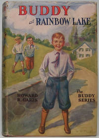 Buddy at Rainbow Lake or A Boy and His Boat
