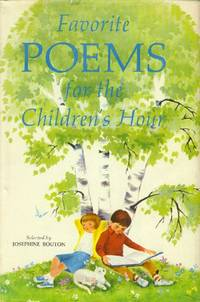 image of Favorite Poems for the Children's Hour