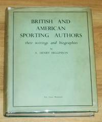British and American Sporting Authors: Their Writings and Biographies.