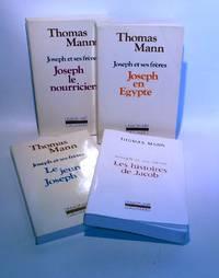 Joseph et ses frères ( COMPLET EN 4 VOLUMES)