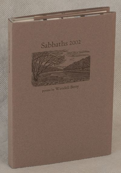 Monterey, KY: Larkspur Press, 2004. Limited Edition. Hardcover. Fine/Fine. Eleven poems fill this be...