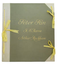 Peter Pan Portfolio, by  J.M BARRIE - Hardcover - Signed - 1912 - from Heritage Book Shop, LLC and Biblio.com