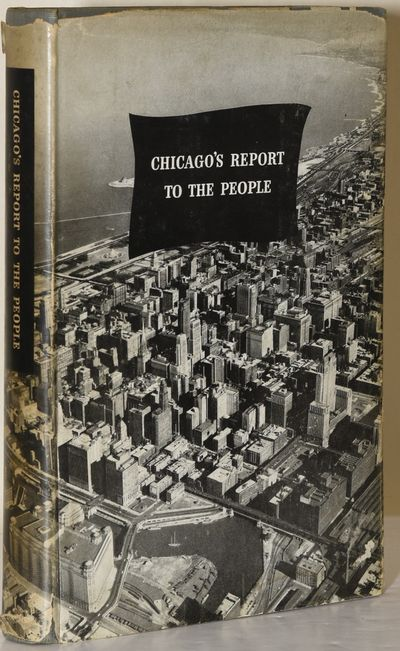 Chicago: City of Chicago, 1947. First Edition. Hard Cover. Very Good binding/Very Good dust jacket. ...
