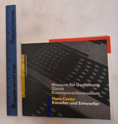 Zurich: Museum fur Gestaltung Zurich, 1986. Softcover. G+ (minimal shelf wear at spine and at corner...