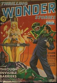 image of THRILLING WONDER Stories: October, Oct. 1942