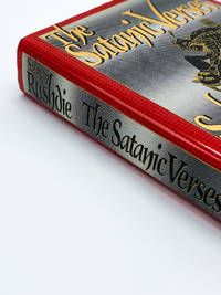 THE SATANIC VERSES by  Salman Rushdie  - Signed First Edition  - 1989  - from Type Punch Matrix (SKU: 40874)