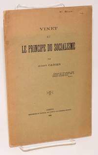 image of Vinet et le principe du socialisme