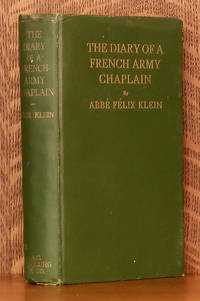 image of DIARY OF A FRENCH ARMY CHAPLIN