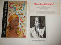 For Colored Girls Who Have Considered Suicide / When The Rainbow Is Enuf (Review Copy)