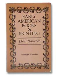 Early American Books and Printing