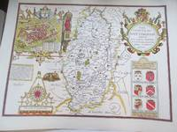 image of Map of the countie of Nottingham