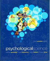 image of Psychological Science  Third Canadian Edition