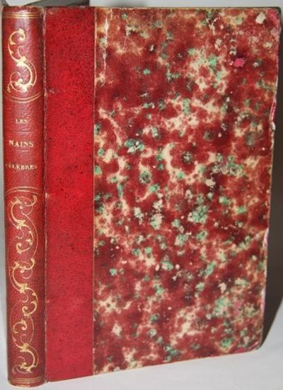 Paris: Gustave Havard. Quarter Morocco, Marbled Boards. Very Good. N.d., circa 1845. 8vo. 20 by 13.5...
