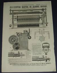 image of 1887 Illustrated Advertisement for Butterworth_Dickinson Machinery