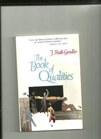 The Book of Qualities by Gendler, J. Ruth - 1988